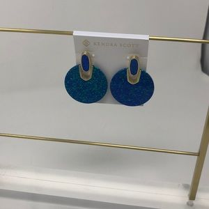 Kendra Scott PROTOTYPE Didi Earrings opal